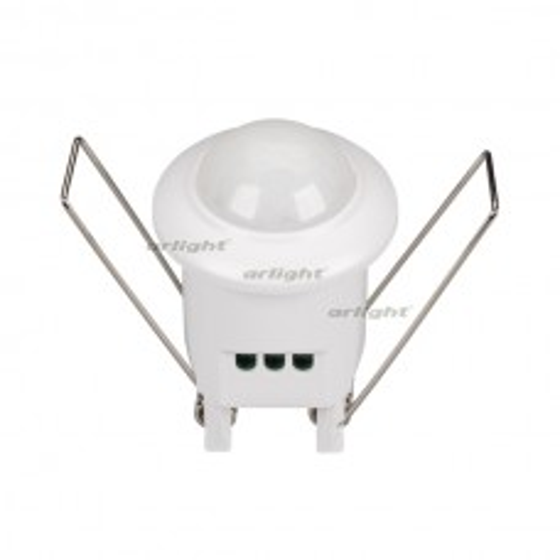 Датчик движения Arlight NAVE-PIR-BUILT-R43-150W (230V, 0.6A, MINI, IP20) Пластик 031836