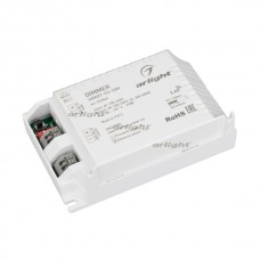 Диммер SMART-D2-DIM-SUF (230V, 2A, TRIAC, 2.4G) (ARL, IP20 Пластик, 5 лет)