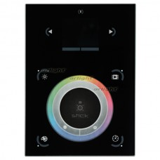 Контроллер Arlight Sunlite STICK-DE3 Black IP20 Пластик 017075