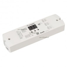 Конвертер SMART-K25-DMX512 (230V, 2x1A, TRIAC) (ARL, Пластик)