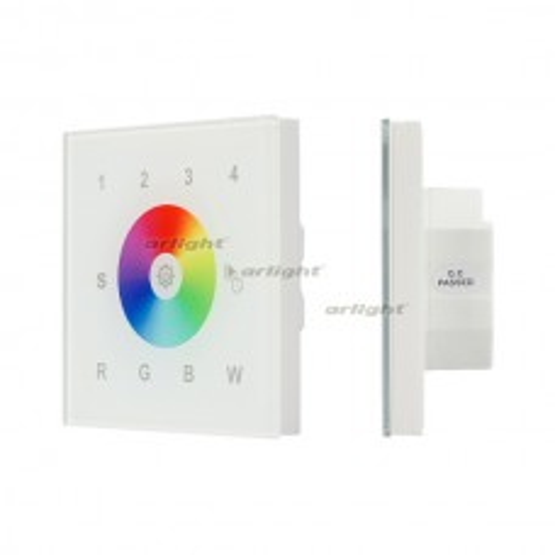 Панель Sens SR-2300TR-DT8-G4-IN White (DALI, RGBW) (ARL, -)