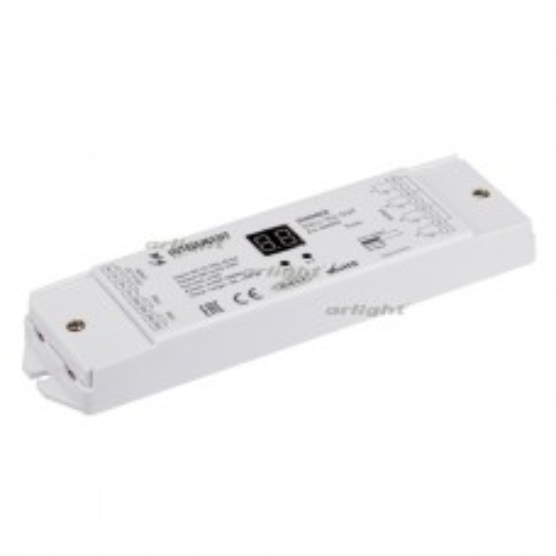 INTELLIGENT ARLIGHT Диммер DALI-104-SUF (12-36V, 4х5А) IP20 Пластик 026503