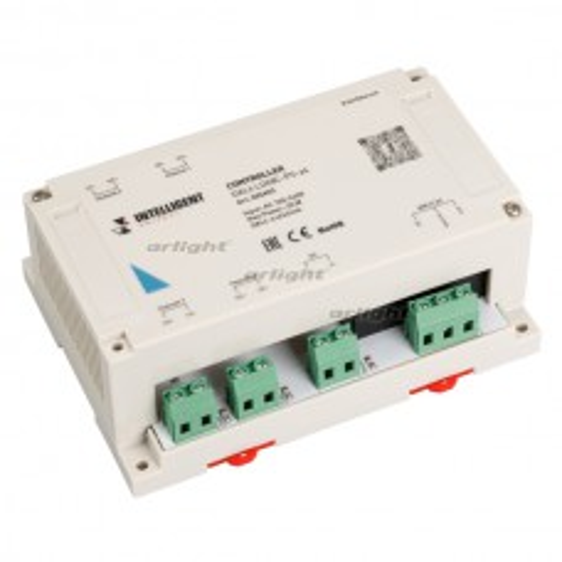 INTELLIGENT ARLIGHT Контроллер DALI-LOGIC-PS-x4 (230B, Ethernet) 026652