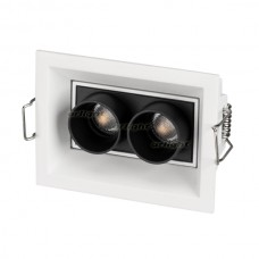 Светильник Arlight MS-ORIENT-BUILT-TURN-TC-S67x90-5W Day4000 (WH-BK, 30 deg, 230V) IP20 Металл 032232