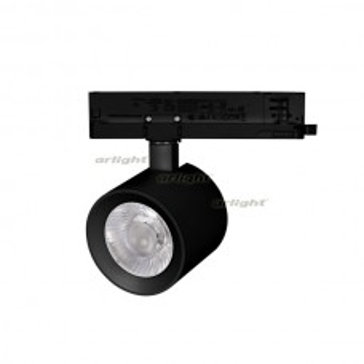 Светильник Arlight LGD-NIKA-4TR-R100-20W Day4000 (BK, 24 deg, 230V) IP20 Металл 031111