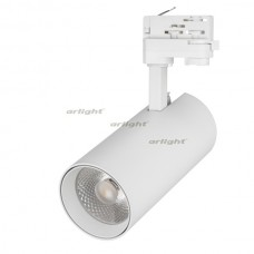 Светильник LGD-GERA-4TR-R90-30W Cool SP7500-Fish (WH, 24 deg, 230V) (ARL, IP20 Металл, 3 года)