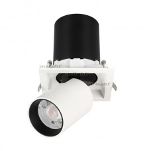 Светильник Arlight LTD-PULL-S110x110-10W Day4000 (WH, 24 deg, 230V) IP20 Металл 031367