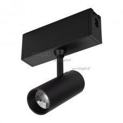 Светильник Arlight CLIP-38-SPOT-R146-6W Warm3000 (BK, 24 deg, 24V) IP40 Металл 026841
