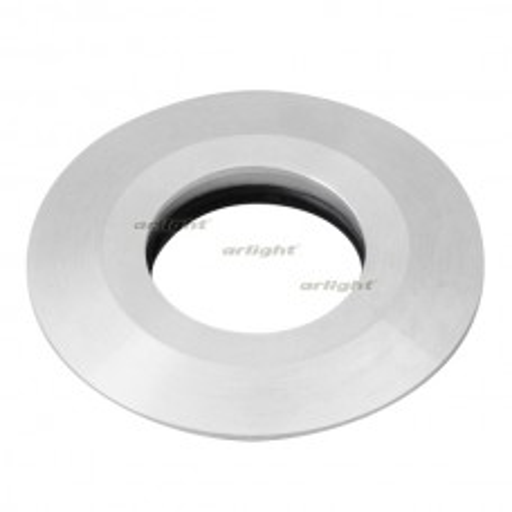 Накладка Arlight ART-DECK-CAP-FLAT-R50 (SL, STEEL) Металл 024927