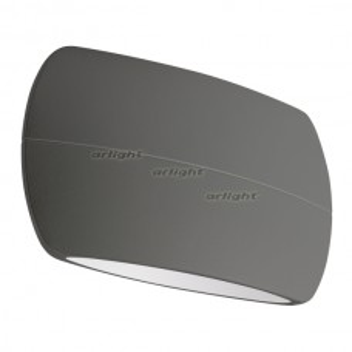 Светильник Arlight SP-WALL-VASE-S200x110-2x6W Warm3000 (GR, 120 deg, 230V) IP54 Металл 032417
