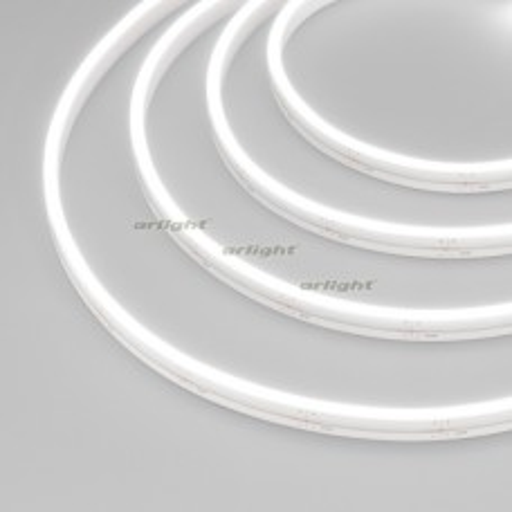 Герметичная лента Arlight MOONLIGHT-5000S-SIDE-2835-120-24V White (6х12mm, 10W, IP67) 027946