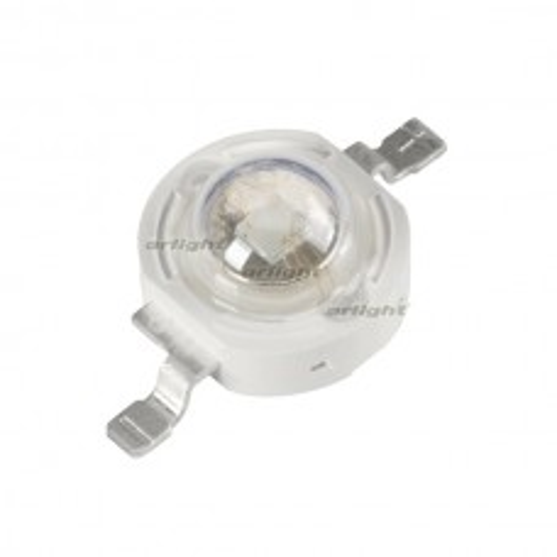 Мощный светодиод Arlight ARPL-3W-EPL40 Blue (Emitter) 020952