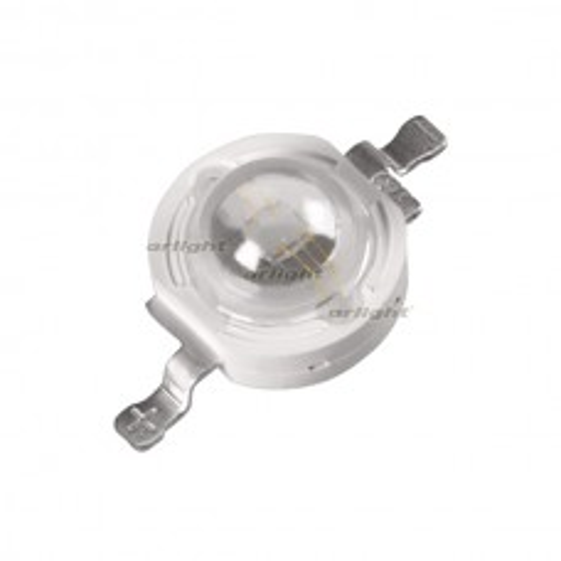 Мощный светодиод ARPL-1W-EPL UV365 (DEEP) (ARL, Emitter)