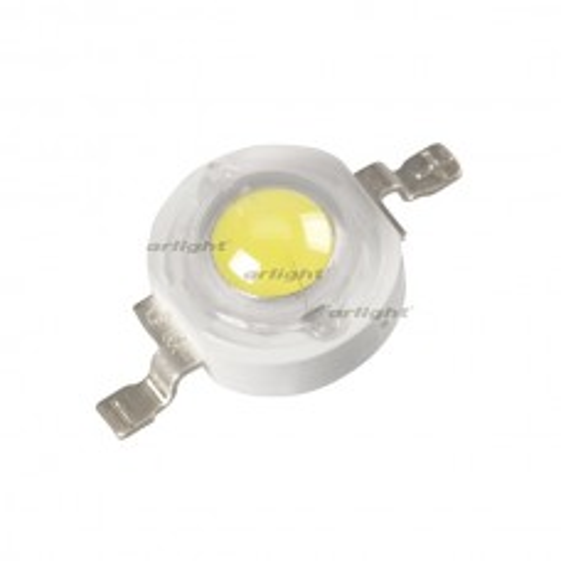 Мощный светодиод Arlight ARPL-1W-EPS33 Warm White (Emitter) 020652