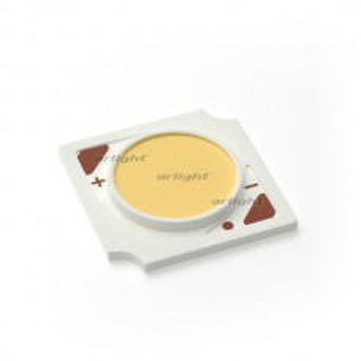 Мощный светодиод ARPL-5W-EPI-1313-Warm3000-80 (18v, 300mA) (ARL, 13.5х13.5мм) 018463(1)