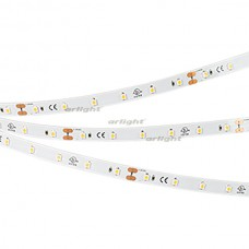 Светодиодная лента NT-A60-8mm 24V White6000 (4.8 W/m, IP20, 3528, 5m) (ARL, Открытый) 033520