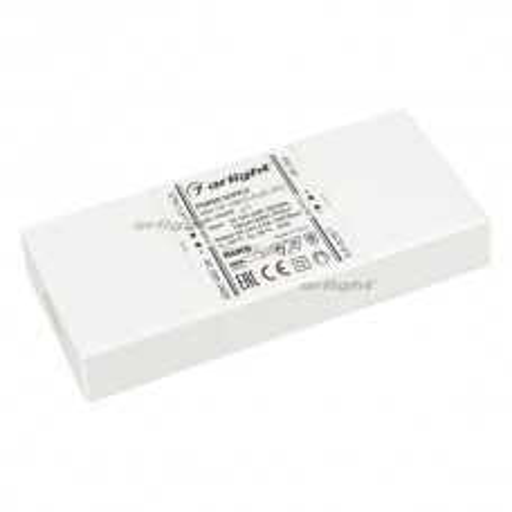 Блок питания Arlight ARV-SP-24012-FLAT-PFC (24V, 0.5A, 12W) IP20 Пластик 033258