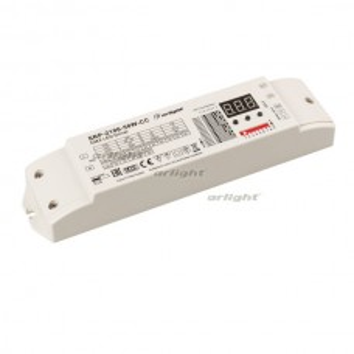 Декодер DMX-SRP-2106-50W-CC (15-48V, 300-1500mA) (ARL, IP20 Пластик, 3 года)