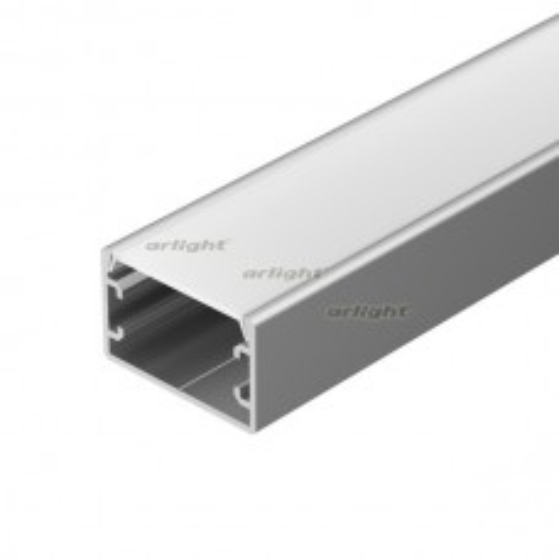 Профиль Arlight PLS-LOCK-H16-SMT-2000 ANOD (Алюминий) 033224