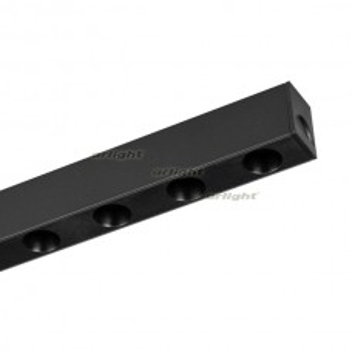 Светильник Arlight MAG-DOTS-25-L400-12W Warm3000 (BK, 30 deg, 24V) IP20 Металл 033671