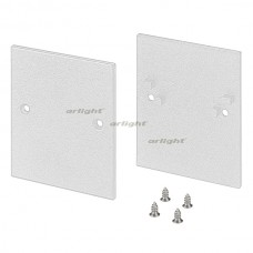Заглушка Arlight SL-ARC-5060 White Металл 032731