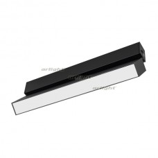 Светильник Arlight MAG-FLAT-FOLD-25-S200-6W Day4000 (BK, 100 deg, 24V) IP20 Металл 034234