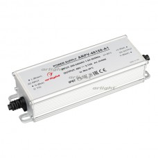 Блок питания ARPV-48150-A1 (48V, 3.13А, 150W) (Arlight, IP67 Металл, 3 года)