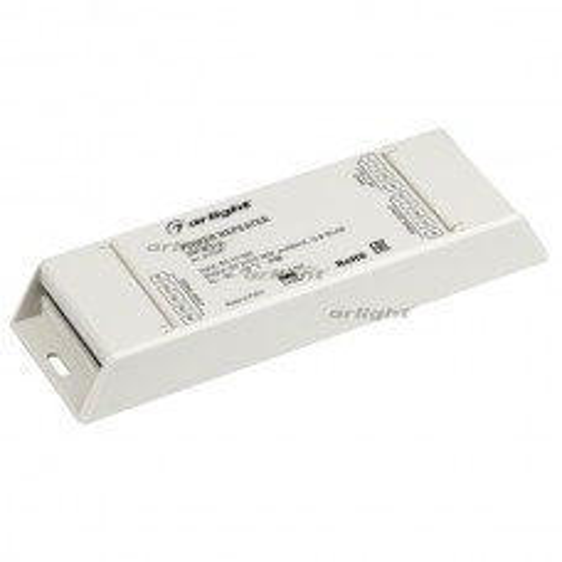 RGB-усилитель Arlight SR-3011P (12-36V, 4x350mA) IP20 Пластик 019492