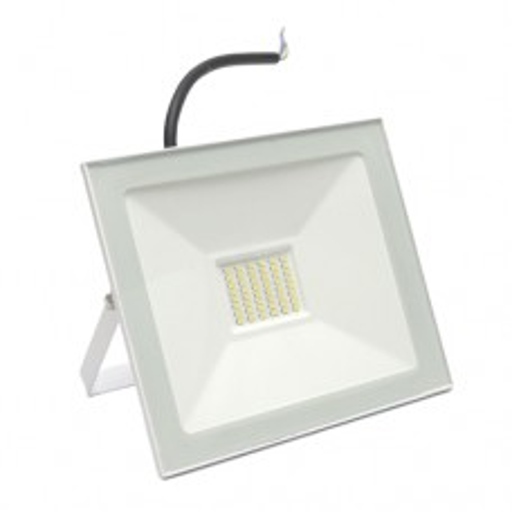 Светодиодный прожектор SAFFIT SFL90-50 IP65 50W 6400K белый 55073