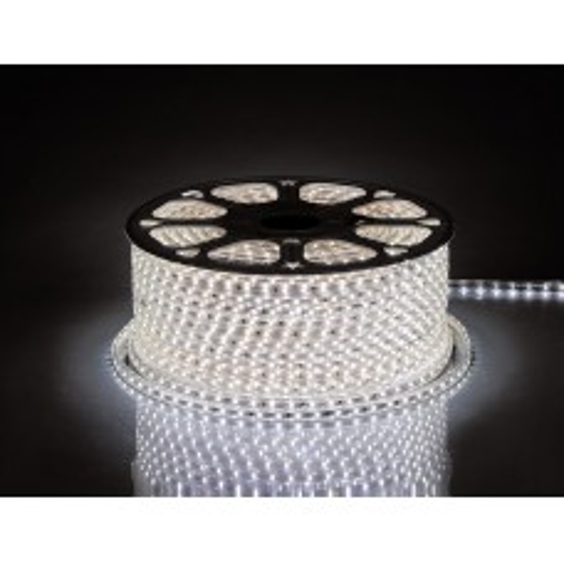 Cветодиодная LED лента Feron LS704, 60SMD(2835)/м 4.4Вт/м  100м IP65 220V 6400K 26243