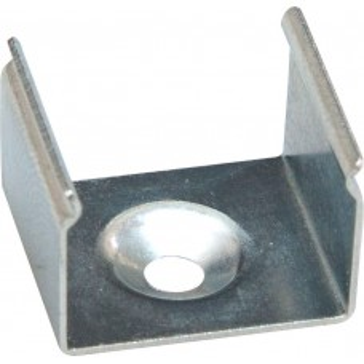 Крепеж для профиля CAB261 17,2*15*10mm, шурупы в комплекте, LD139 23083