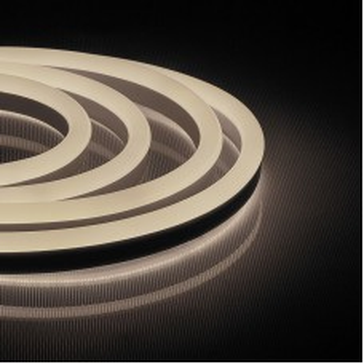 Cветодиодная LED лента Feron LS720 неоновая, 120SMD(2835)/м 9.6Вт/м  50м IP67 220V 3000К 29561