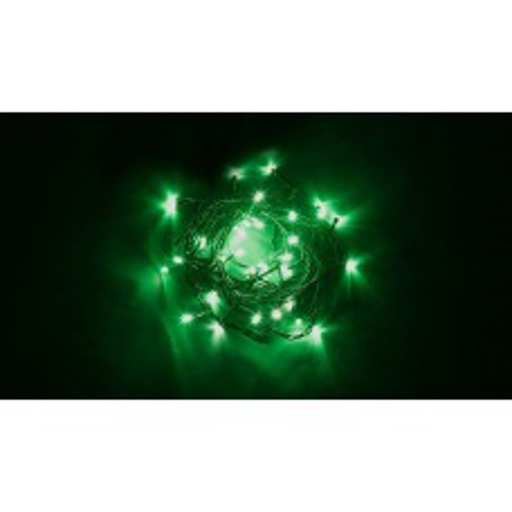 Светодиодная гирлянда Feron CL04 линейная 6м +1.5м 230V зеленый с питанием от сети 32299