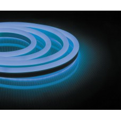 Cветодиодная LED лента Feron LS721 неоновая, 144SMD(2835)/м 12Вт/м  50м IP67 220V синий 32713