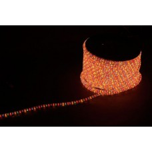 Дюралайт светодиодный Feron LED-F3W 3-х жильный , синий-красный 2,88Вт/м 72LED/м 50м 220V 26210