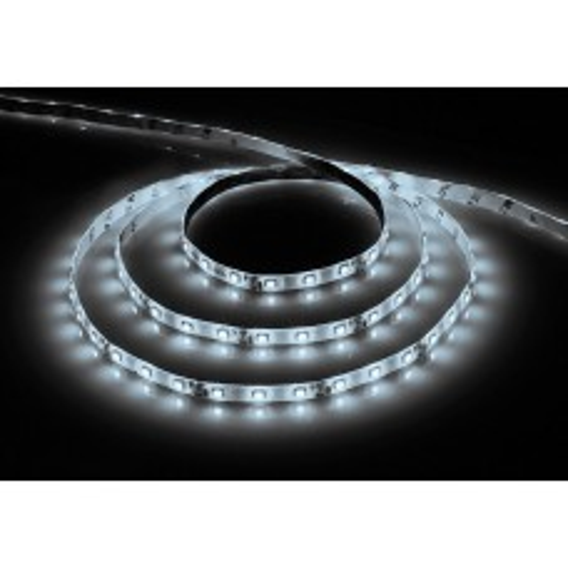 Cветодиодная LED лента Feron LS604, 60SMD(2835)/м 4.8Вт/м  1м IP65 12V 6500К 27752
