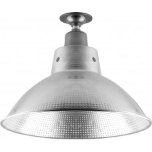 Светильник Feron HL38 купольный 60W E27 230V, хром 12063