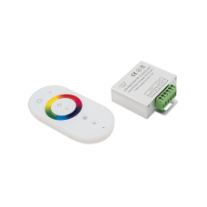 Контроллер SWG RF-RGB-S-18A-WH1, 12-24V, touch DELUCE