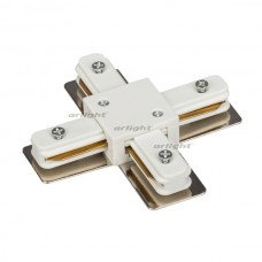 Коннектор Arlight LGD-54-X-WH IP20 Пластик 018114