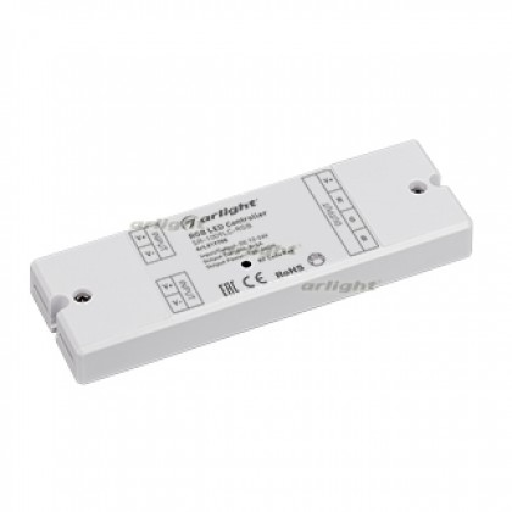 Контроллер SR-1009LC-RGB (12-24V, 180-360W, S) 019788
