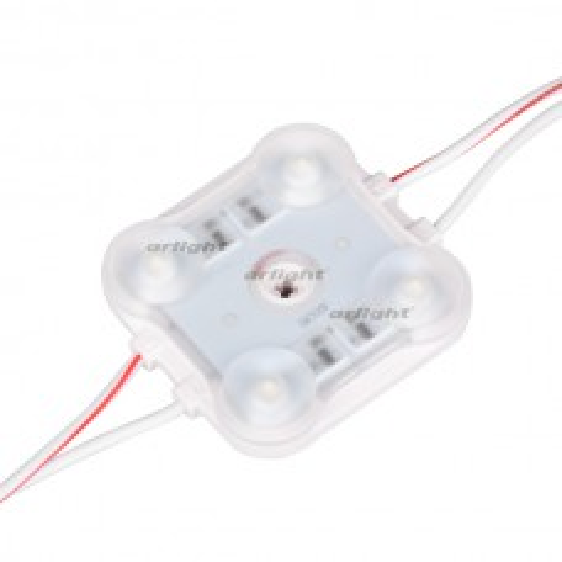 Модуль герметичный ARL-BEST2835-4-2W-12V Cool 160deg (ARL, Закрытый) 025729