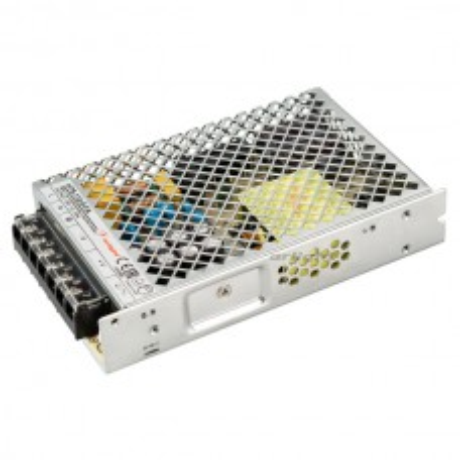 Блок питания HTS-110-5-FA (5V, 22A, 110W) (ARL, IP20 Сетка, 3 года)