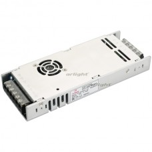 Блок питания HTS-400L-5H-Slim (5V, 80A, 400W) (ARL, IP20 Сетка, 3 года)
