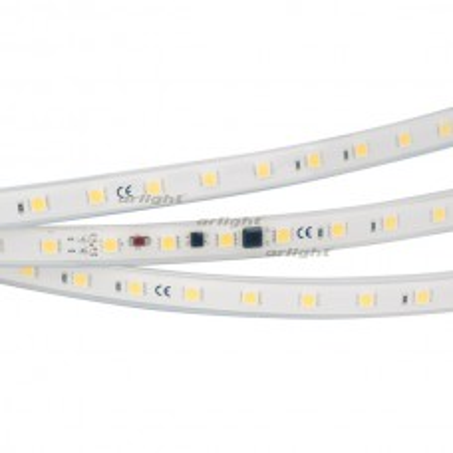 Лента Arlight ARL-10000PGS-220V White6000 13mm (5060, 54 LED/m, M-F Link) 8 Вт/м, IP67 023340