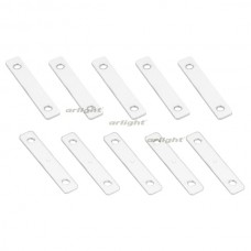 Соединитель SL-ARC-LINE-180 WHITE (Линия-линия) (ARL, Металл) 027839