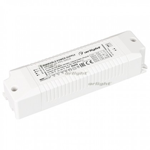 Блок питания Arlight ARJ-SP-20-PFC-DALI2 (20W, 350-700 mA) IP20