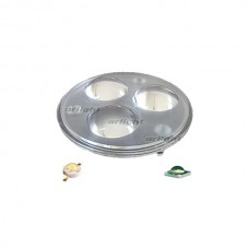 Блок линз 3B3570D (35-70°, 3X LED) (Turlens, -)