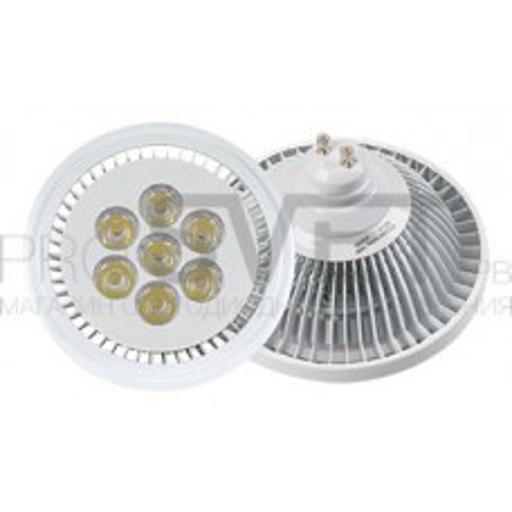 Светодиодная лампа MDSV-AR111-GU10-15W 35deg Day White 220V