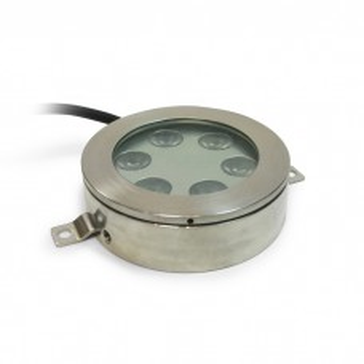 Накладной светодиодный светильник DC12V 18W IP68 (RGB) 25'