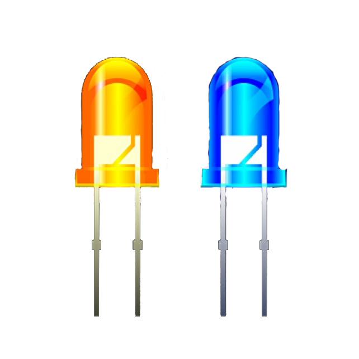 типичный светодиод